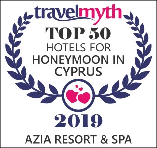 Azia Resort & Spa in Paphos, Cyprus