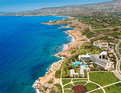 Hotel Azia Resort Spa In Paphos Zypern